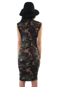 Camouflage Dress