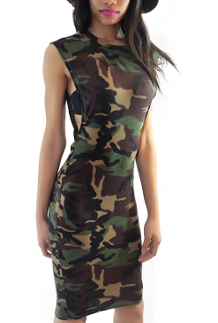 Camouflage General Dress