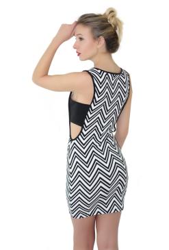Side Armhole Dress